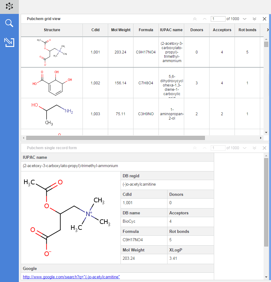 Scaffold and reaction based enumeration